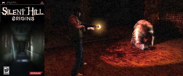 Download Silent Hill Origins iso